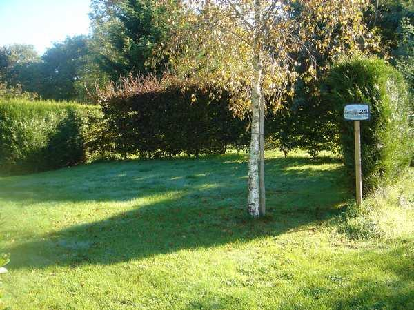 emplacement 21  camping le grearn bretagne sud