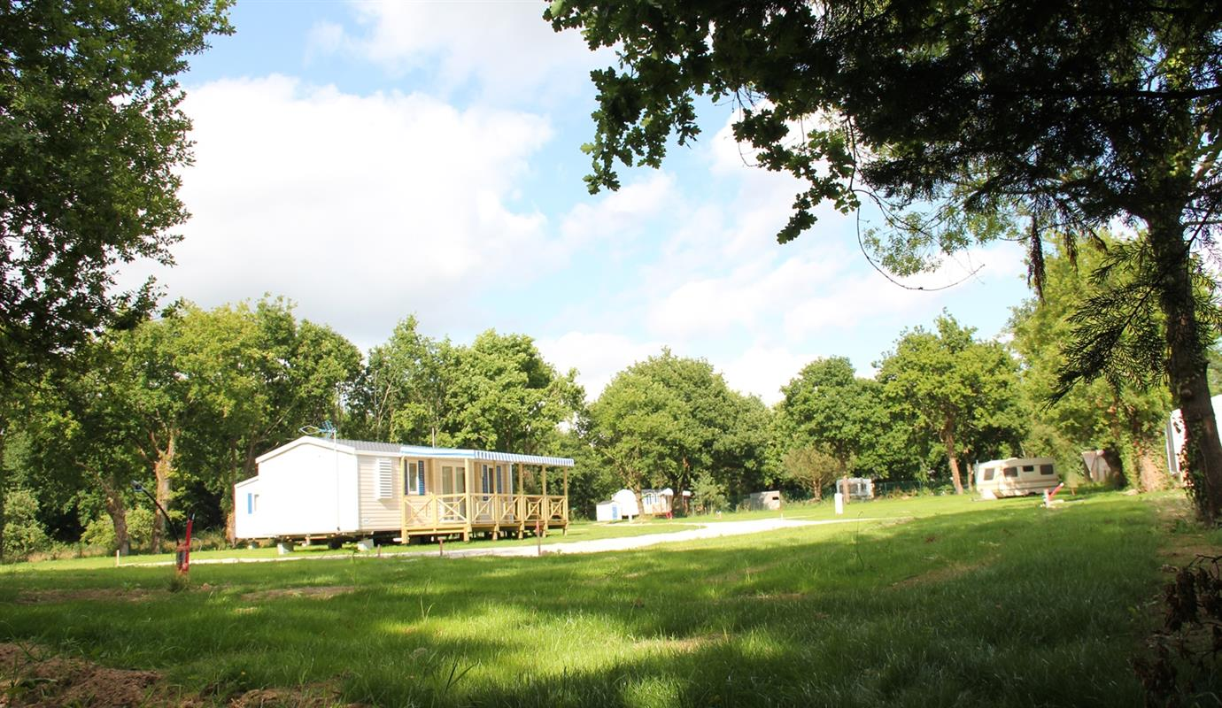 Devenez propri taire d 39 un mobil home en bretagne sud for Camping en bretagne sud avec piscine couverte